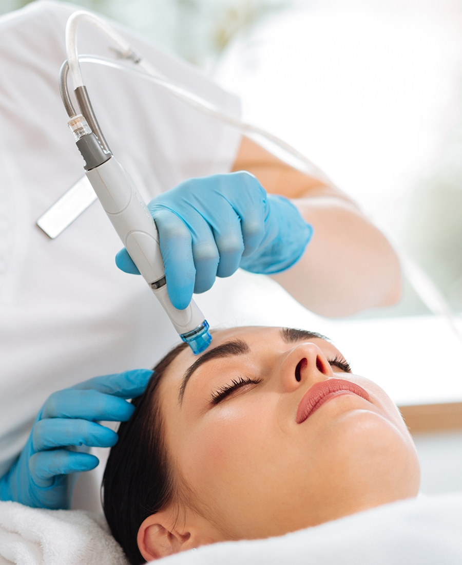 Signature Hydrafacial Treatments